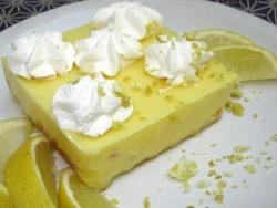 Lemon Pie Full Cheese Postres dieteticos